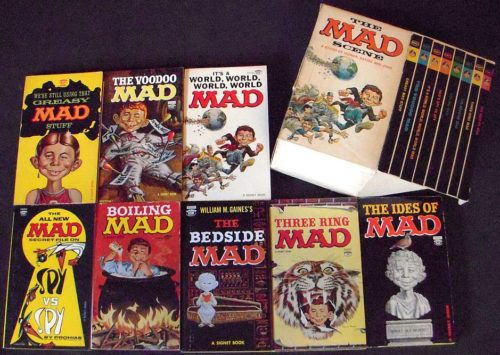 The White MAD Scene Paperback Gift Set - Paperback View