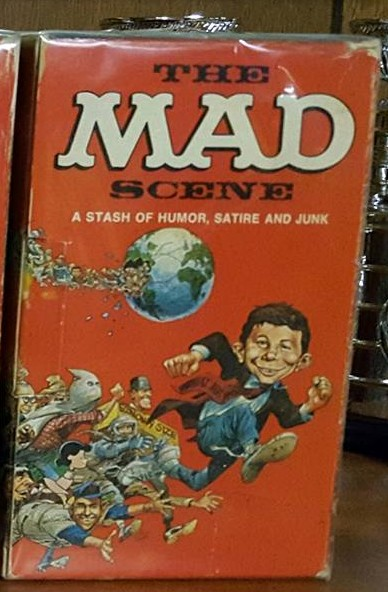 The MAD Scene Paperback Gift Set (Red Version)