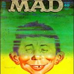 MAD #146 cover art by Norman Mingo
