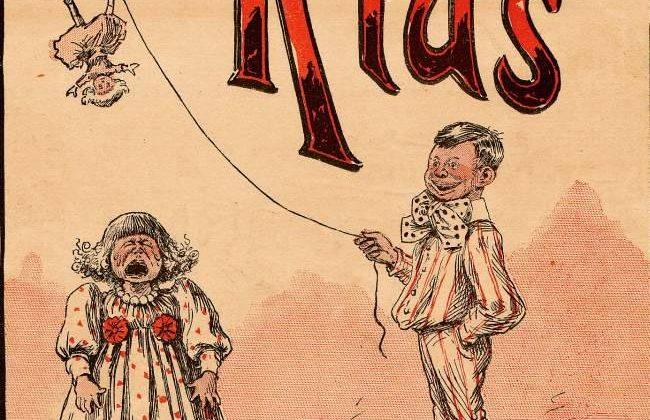 "PUCK ""Kids"" 1890"