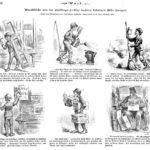 Detail in PUCK Magazine, 1889