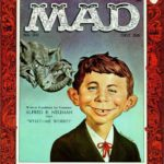The definitive Alfred E. Neuman - MAD #30 cover art by Norman Mingo
