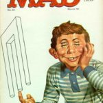 MAD #93 cover art by Norman Mingo