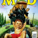 MAD #351 first cover art by Mark Fredrickson