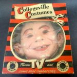 Collegeville Halloween Mask and Costume