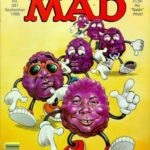MAD #281 cover art by Sam Viviano