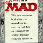 MAD #24 cover art by Harvey Kurtzman