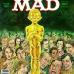 MAD #231 cover art by Harry North