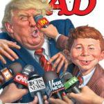 MAD #545 cover art by Mark Fredrickson