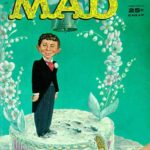MAD #40 first Kelly Freas cover art