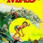 MAD #241 cover art by George Woodbridge