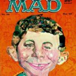 MAD #38 cover art by C.C. Beall Jr.