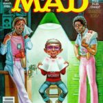 MAD #261 cover art by Will Elder/Harvey Kurtzman