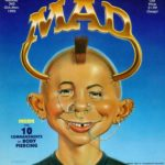 MAD #340 cover art by Tim O'Brien