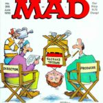 MAD #295 cover art by John Caldwell