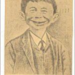 Presidential campaign postcard, 1932