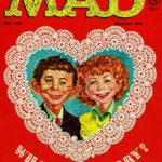 MAD #45 Alfred and better half cover art by Kelly Freas