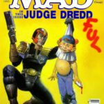 MAD #338 cover art by Frank Frazetta
