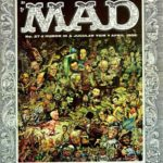 MAD #27 cover art by Jack Davis