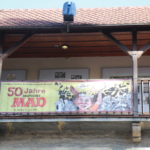 MAD Banner for the Exhibition at the Valentin-Karlstadt Museum.