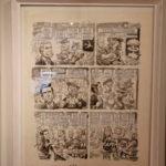 "Jack Davis Artwork for MAD #215, ""Six Minutes"" (Sixty Minutes)"