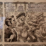 """A closer look a the Jack Davis Artwork, from """"Six Minutes"""", US-MAD #215."""
