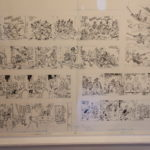 """Original art of """"A MAD Look at Spiderman 3"""", for US-MAD #480, by Sergio Aragones!"""