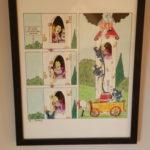 Rapunzel Fairy Tales, original artwork by Astalos, for German MAD (1.Edition)
