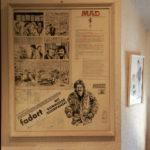 Tatort parodies, for German MAD (1.Edition), by Dieter Stein.