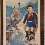 "Original art of ""Alfred King of Bavaria"", by Rolf Trautmann, for German MAD #177. (Owner Herbert Feuerstein)."