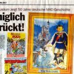 Comic Festival article, from tz Munich.