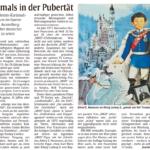 Comic Festival article from Süddeutsche Zeitung.