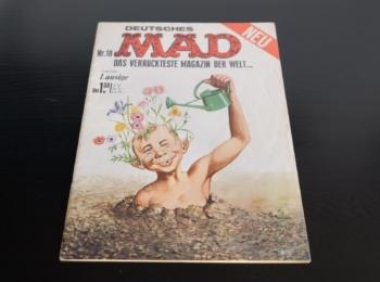 German MAD Magazine Number 18