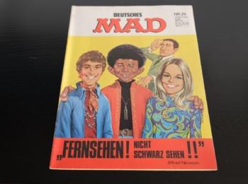 German MAD Magazine #29