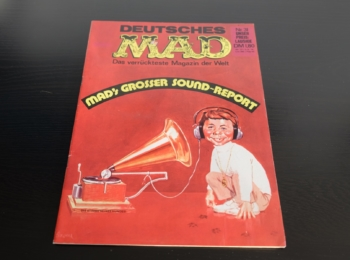 German MAD Magazine #31 (1st Edition)