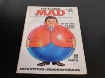 German MAD Magazine #32 (1st Edition)