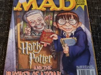 Australian MAD Magazine #409