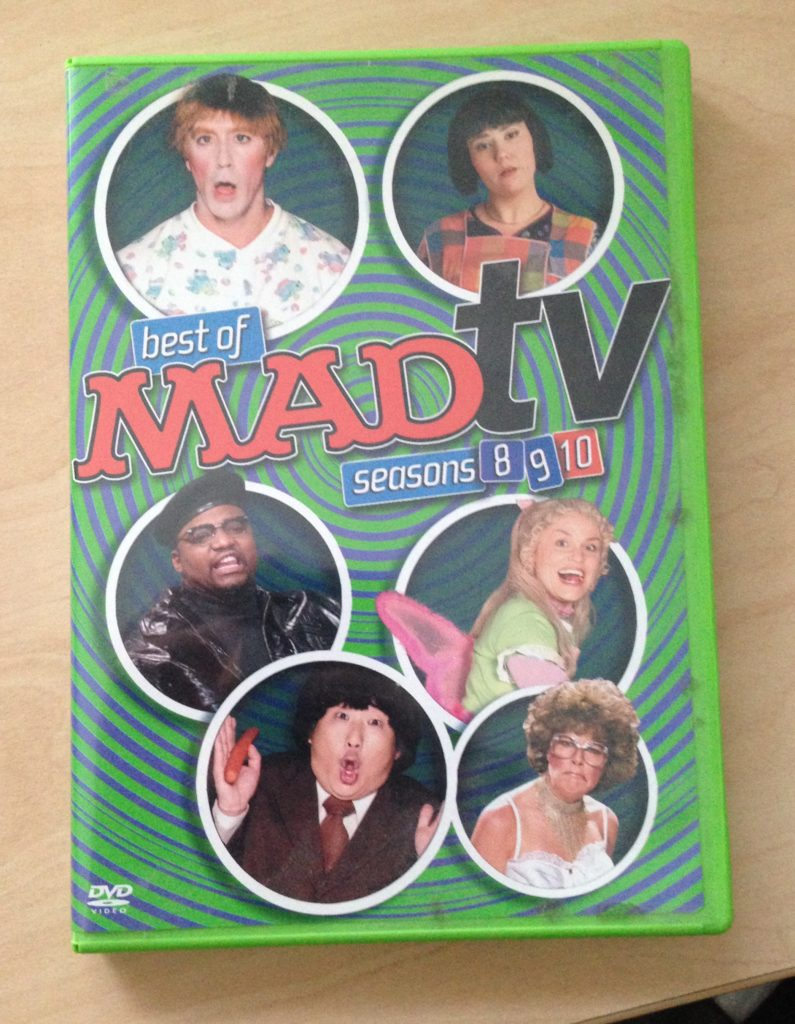 Best of MAD TV Season 8 9 and 10 DVD