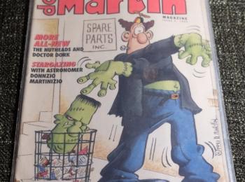 Don Martin Comics 1 and 2