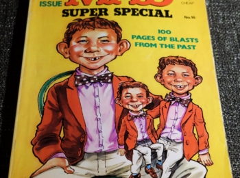 Giant Triple Issue MAD Super Special Number 16