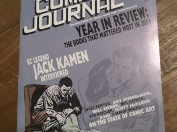 The Comics Journal #240