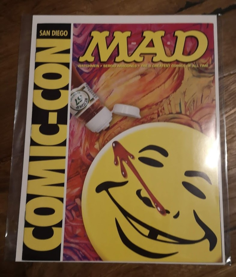 MAD Comic Con San Diego Special Edition