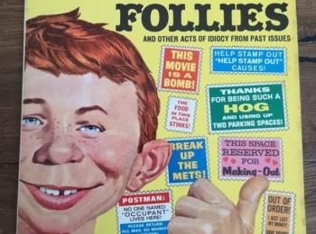 MAD Follies #3 including Bonus