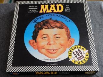 MAD Magazine Puzzle – 500 Pieces