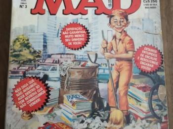 Brazilian 'Encalhe do MAD ' number 1 2nd Edition