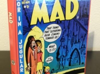 Russ Cochran 's EC Library MAD Book 1