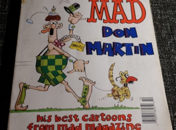 Completely MAD Don Martin Number 10