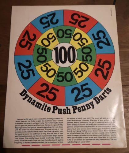 Dynamite Magazine back cover