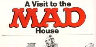 A visit to the MADhouse - A Dynamite Magazine article