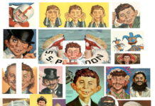 Alfred E. Neuman by Norman Mingo